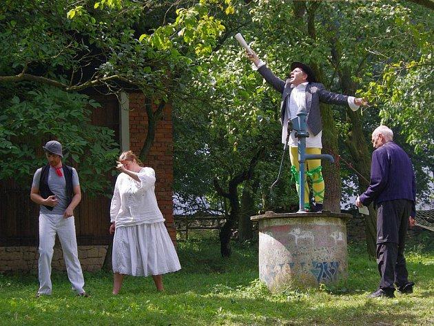 Mezinárodní festival divadla a hudby Trstěnický faun se tento rok konal již popatnácté.