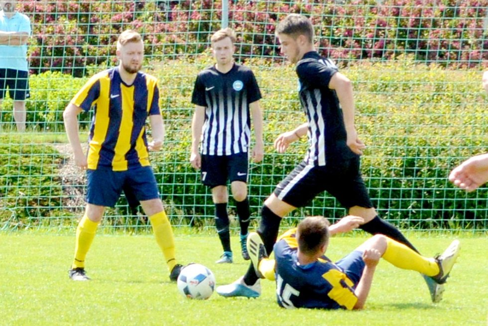 TJ Svitavy B vs. FK Kunštát B.