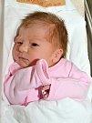 ADINA LUISA VAŇKOVÁ. Narodila se 26. července Markétě Valachové a Janu Vaňkovi ze Svitav. Měřila 49 centimetrů a vážila 3,2 kilogramu. Má sestru Gábinku Elenku.