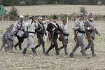 Rekonstrukce bitvy o Blosdorf zaujala publikum v Mladějově na Moravě nejvíc. Třičtvrtěhodinové dobývání nakonec jako vždy ovládla prusko-rakouská armáda.