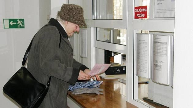 Tiskopisy pro přiznání k dani jsou letos pouze na vyžádání a v omezeném množství.