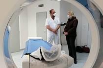 Nemocnice v Litomyšli získala po 12 letech moderní cétéčko.