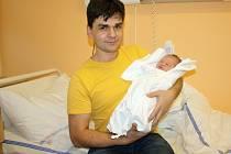 MATOUŠ HALAMKA. Narodil se 18. února Janě a Milanovi z Litomyšle . Měřil 51 centimetrů a vážil 3,5 kilogramu. Má bratry Milana a Marka.