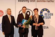 Českomoravské pomezí získalo bronzovou medaili za kampaň uváděnou pod sloganem Českomoravské pomezí hraje všemi barvami.