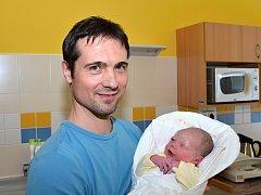 JOLANA KOLÁŘOVÁ. Narodila se 9. dubna Zuzaně a Vítovi z Moravské Třebové. Měřil 48 centimetrů a vážil 2,75 kilogramu. Má brášku Šimona.