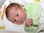 JAROSLAV SEJKORA. Narodil se 28. srpna Anetě a Jaroslavovi z Trstěnice. Měřil 49 centimetrů a vážil 3,1 kilogramu.