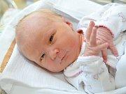 LUCIE SKALOVÁ. Narodila se 17. srpna Lence a Zdeňkovi z Pohodlí. Měřila 51 centimetrů a vážila 3,7 kilogramu.