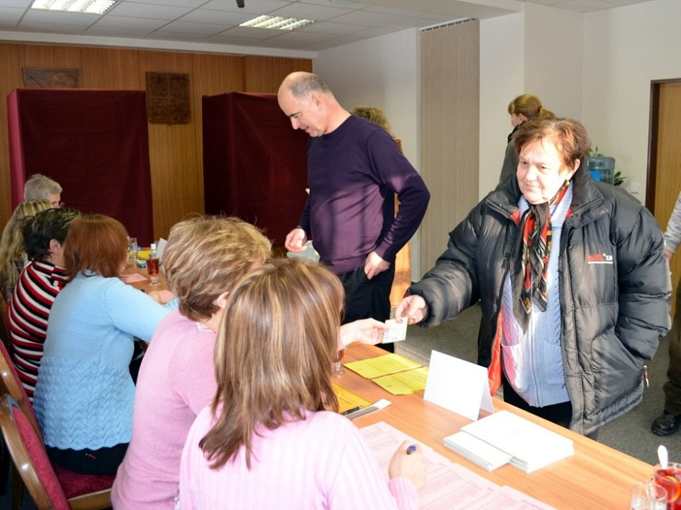 Volby v Radiměři