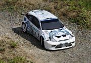 S podobným Fordem Fiesta dřív jezdívali nejlepší finští závodníci.