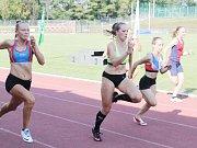 Pro atlety a atletky je litomyšlský mítink vždy vítanou prověrkou sil před podzimním pokračováním sezony.