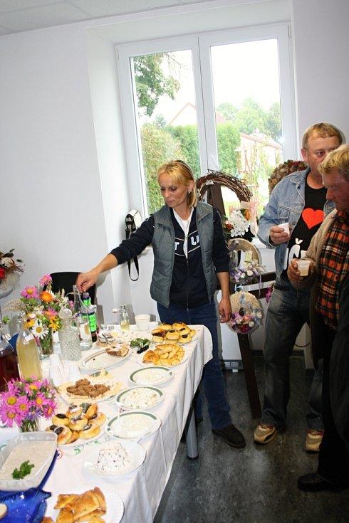 Dary Stašova aneb co lze udělat v kuchyni z plodů stašovských zahrádek.