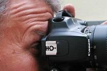 Odešel Radim Hromádko, výborný fotograf z Poličky