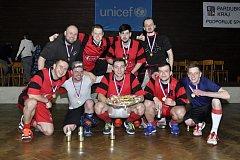 Florbalový turnaj Dona Boska v Lubné.
