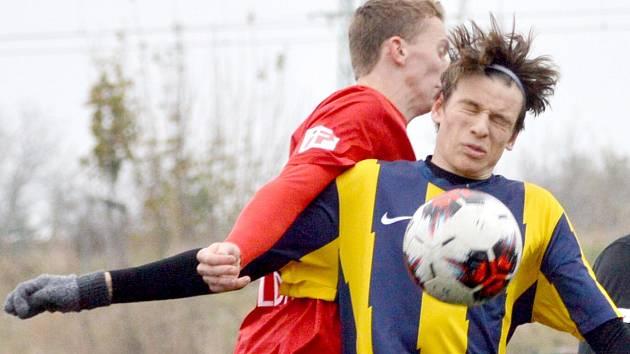 TJ Svitavy B vs. Sokol Tatenice.