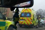 Smrtelná dopravní nehoda. Cyklistu srazil kamion.