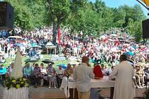 Věřící se setkali v Koclířově s indickým knězem.