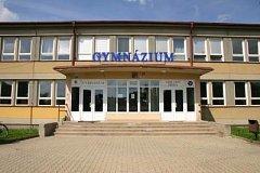 Budova gymnázia ve Svitavách