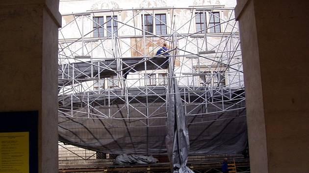 Smetanova Litomyšl se pozvolna vytrácí z prostor renesančního zámku. Za rok se festival opět vrátí.