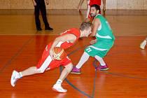 Basketbal Svitavy B - TJ Šumperk
