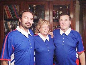 Extraligový bowlingový tým ABB Vidlatá Seč.