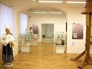 Výstava v prostorách Městského muzea a galerie ve Svitavách.