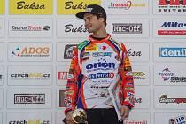 FRANTIŠEK SMOLA se litomyšlskému Orionu  vyplatil a zařídil, že ani letošní sezona nebude prostá medailového úspěchu.