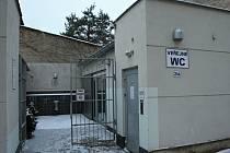 Veřejné toalety v Poličce