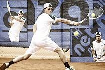 Nejúspěšnějším reprezentantem tenisového oddílu TK Slovan je v soutěžích družstev i jednotlivců Adam Javůrek.