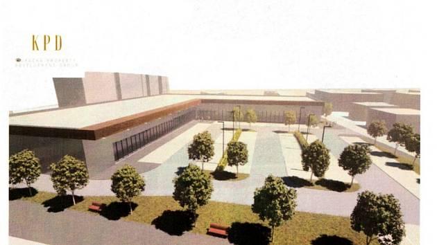 Firma KPD Group z Prahy představila budoucí podobu Retail parku v Poličce.