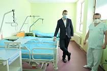 Půl milionu korun z fondu putovalo na nové postele