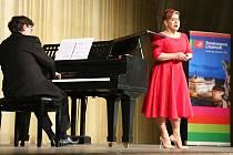 Dagmar Pecková je stálicí  festivalu Smetanova Litomyšl, který ji doslova přirostl k srdci. V pátek zazpívala část svého programu, se kterým vystoupí 3. července.
