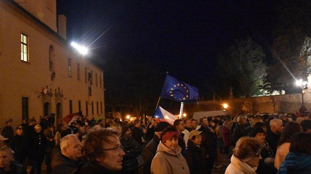 Oslavy 30 let svobody v Litomyšli