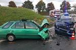 Smrtelná nehoda u Svitav