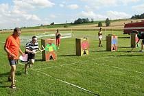 V Oldřiši se uskutečnil 17. ročník Vesnických her dospělých.