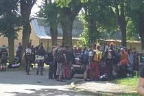 Tisíce punkerů z celé republiky míří na Liščí louku
