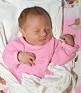 ŠTĚPÁNKA KUTTICHOVÁ. Narodila se 16. června Jarmile a Liborovi z Horního Třešňovce. Měřila 48 centimetrů a vážila 2,98 kilogramu.