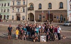 Protestovalo se i na Svitavsku.
