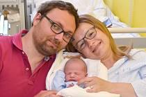 ANTONÍN GAZDA. Narodil se 29. května Heleně a Milanovi ze Svitav. Měřil 49 centimetrů a vážil 3,14 kilogramu. Má sestřičky Helenu a Vendulu.