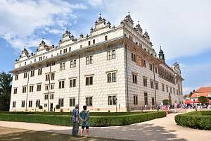 Zámek letos slaví 20 let na seznamu památek UNESCO.