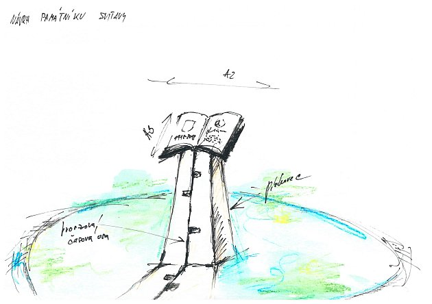 Pomník připomene Masaryka a dějiny města