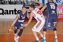 V kleštích kvalitního děčínského soupeře se ocitli svitavští basketbalisté. Pouze třiašedesát bodů bylo na výhru málo.