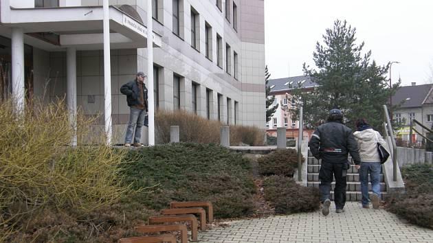 Svitavský finanční úřad nebyl dopoledne v obležení poplatníků.
