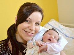 AMY ZEMANOVÁ. Narodila se 27. února Lence Špačkové a Bohumilu Zemanovi z Dolní Čermné. Měřila 48 centimetrů a vážila 3,21 kilogramu.