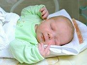 VINCENT ŠTĚPÁN UNGRÁD. Narodil se 23. února MichaeleKrňávkové a Bohuslavu Ungrádovi z Gruny. Měřil 51 centimetrů a vážil 3,45 kilogramu. Má sestřičku Lindu Marii.