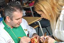 Jedlé umění aneb Jak se dělá populární carving