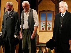 První část divadelní hry Posel z Liptákova, která se jmenuje Posel světla.