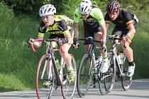 Pět májových etap v Jevíčku a okolí prověří výkonnost mladých cyklistů.