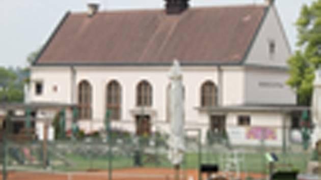 Sídlo litomyšlského Sokola.