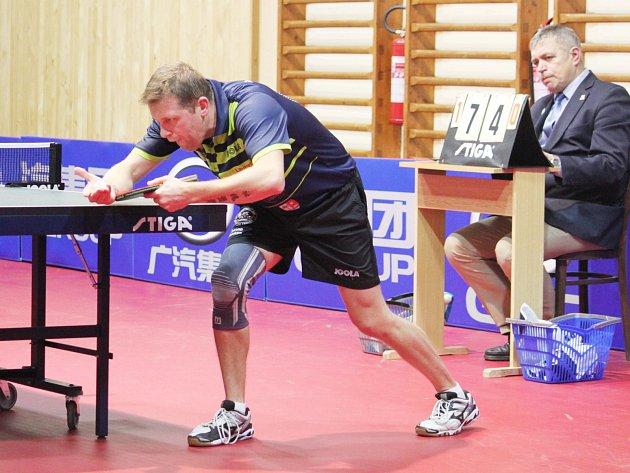 David Marek (SKST Borová-Liberec)