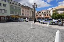 Anonym nahlásil bombu v bance ve Svitavách